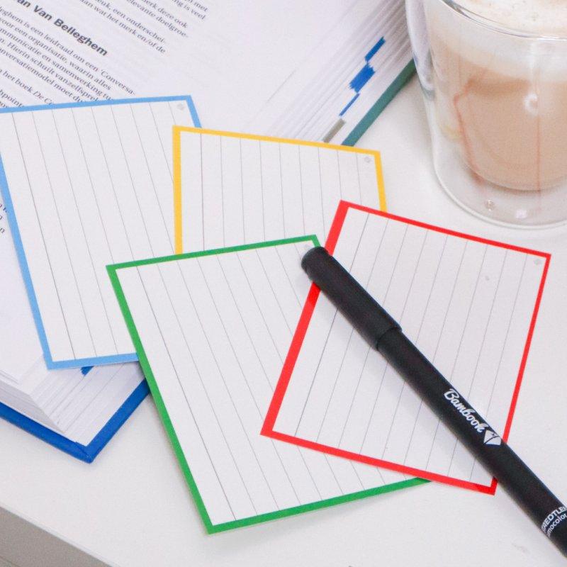 flashcard brainstorm
