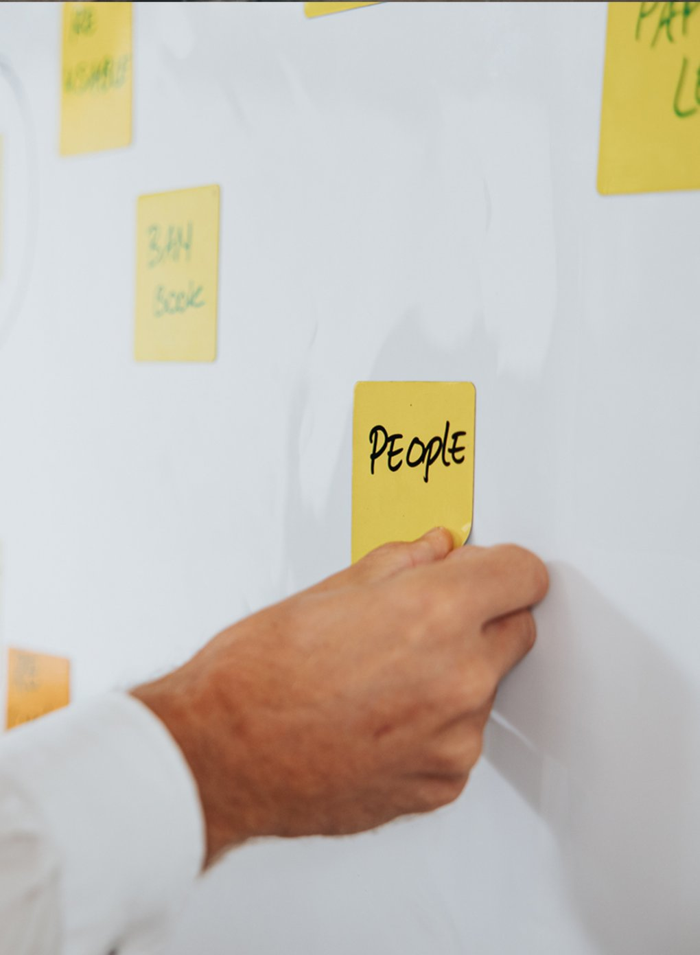 Using Bambook Sticky-notes with the Bambook Stick-on