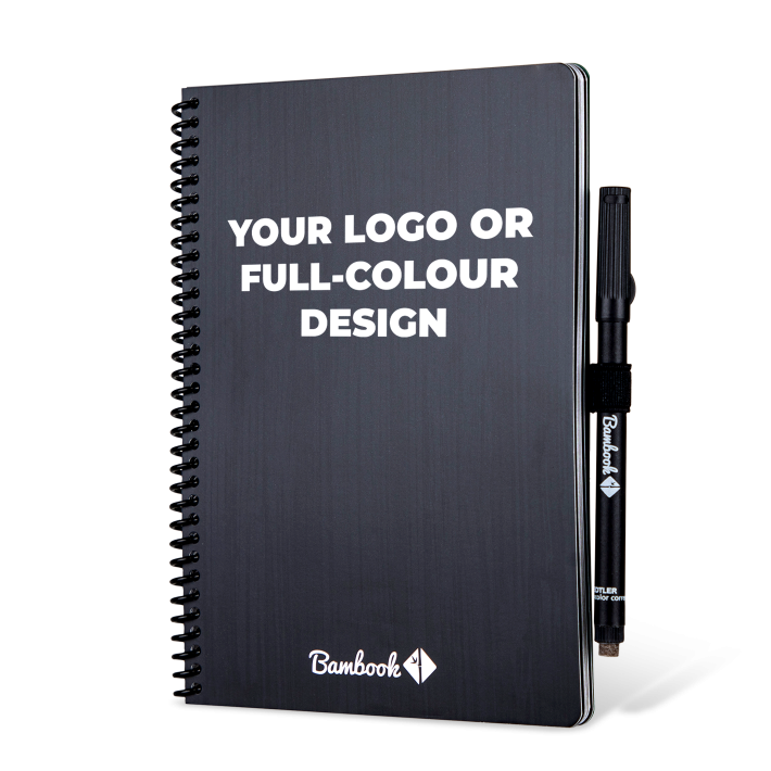 Bambook softcover with your design