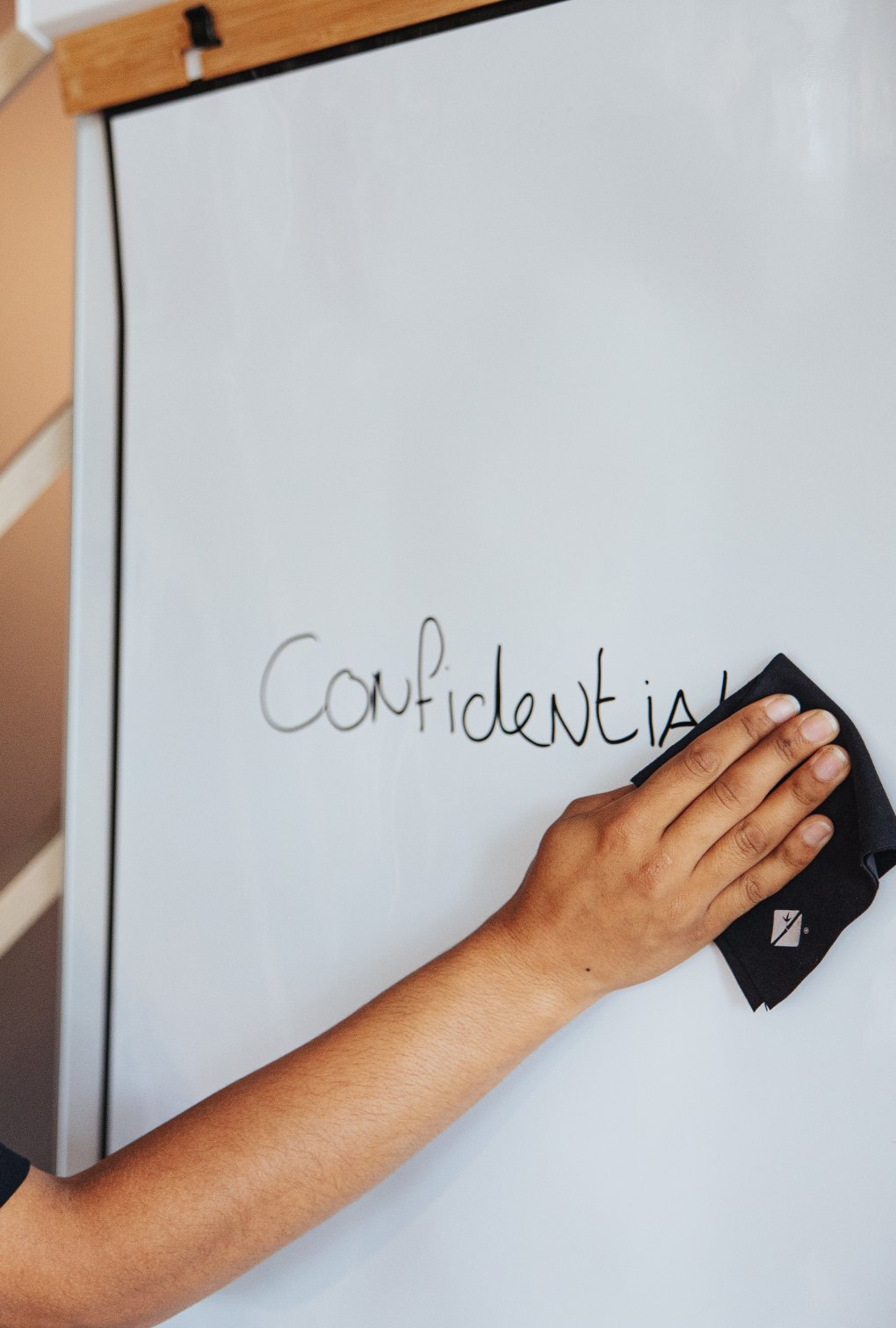 Flip-ever and confidentiality