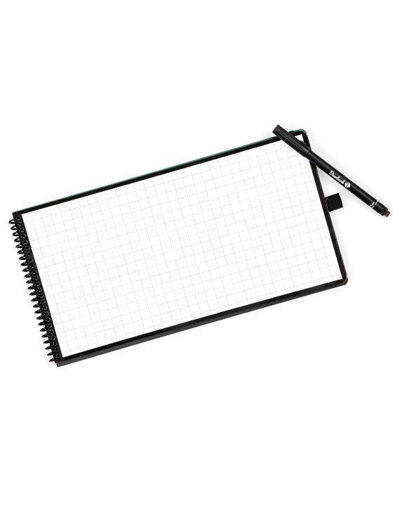 Bambook grid pages