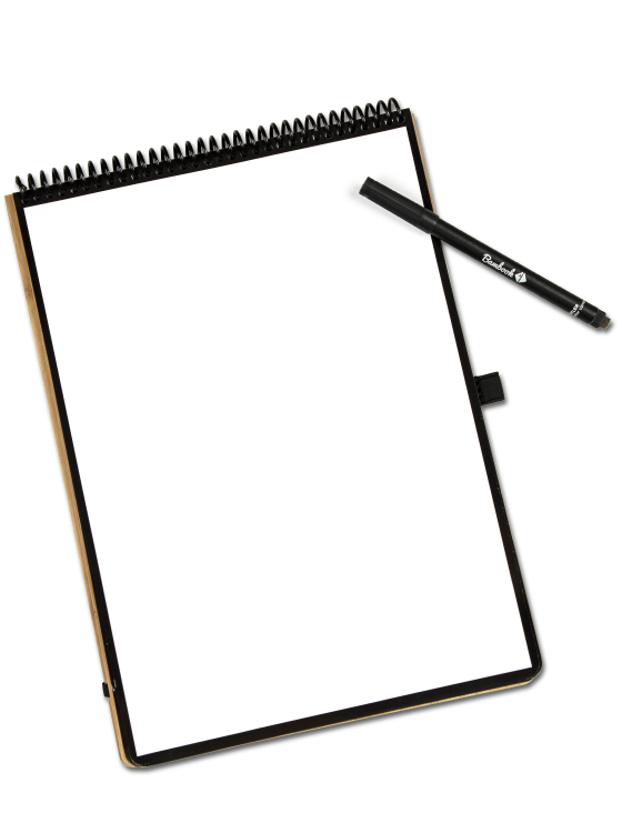 Bambook blank pages