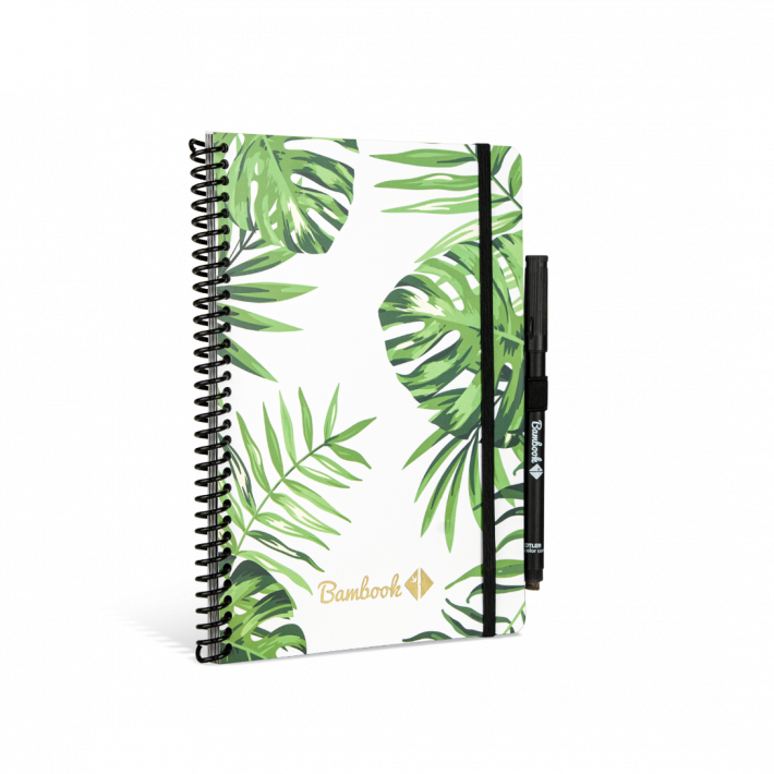 Bambook softcover tropical