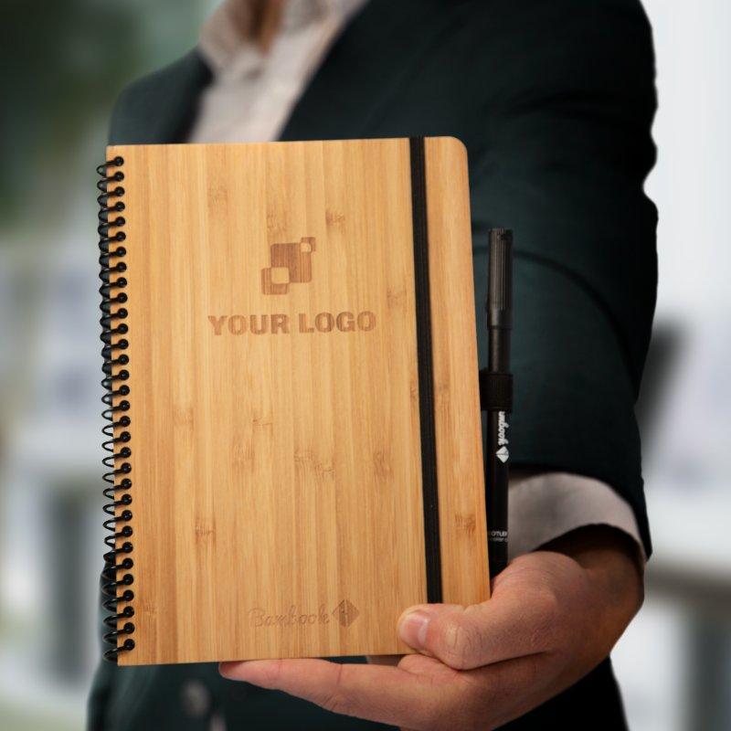 Bambook voor bedrijven