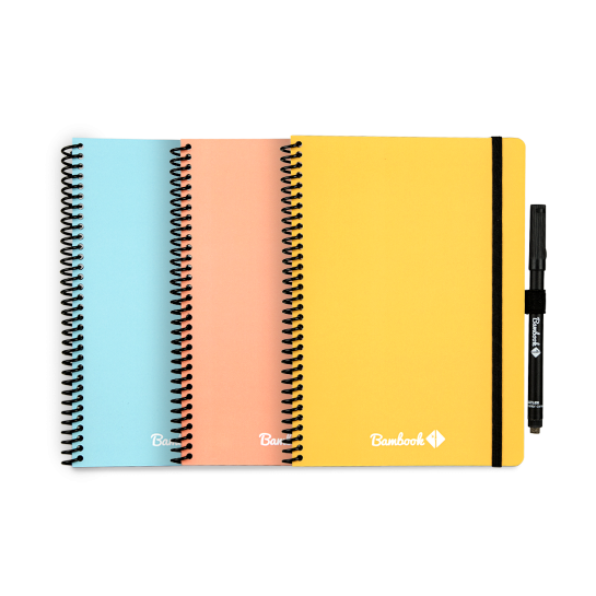 Bambook Colourful Notebook